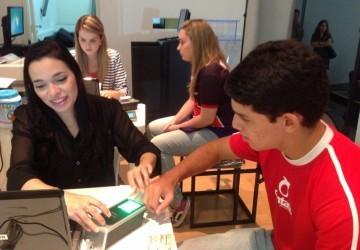 TRE/AL faz alistamento eleitoral de alunos