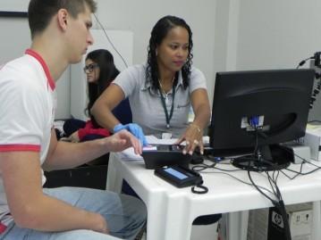 Detran/AL realiza cadastro biométrico no Contato