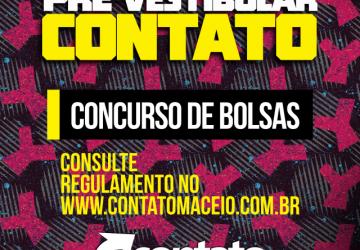 Contato realiza Concurso de Bolsas para Pré-Vestibular