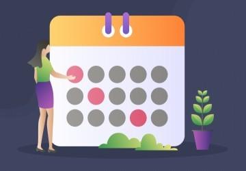 07 dicas para ajudar a montar um cronograma de estudos