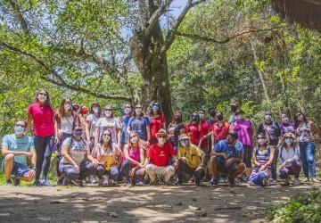 Equipe Contato viaja até a Serra da Barriga
